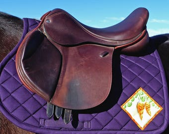 Be Tenacious with this All Purpose Saddlepad from The Carrot Collection CA75