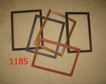 Box of 5 frames