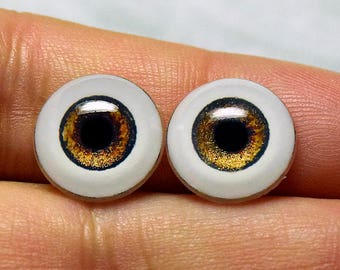 Doll eyes 12mm AD SM color Earthen