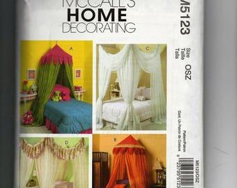 McCalls Home Decorating  M5123