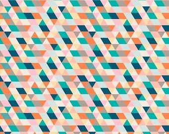 ON SALE Ava Rose By Deena Rutter Geometric Multi