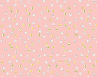20EXTRA 20% OFF Riley Blake Designs Sweet Orchard Dot Pink