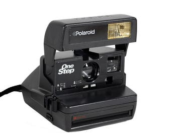 Polaroid OneStep Instant Film Camera  - Tested, Working