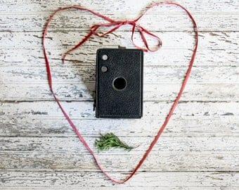 Vintage Kodak No 2A Brownie Camera, Model C, Christmas Gift, Collectible,  Photo Equipment
