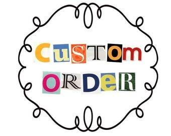 Custom Order for azriel123