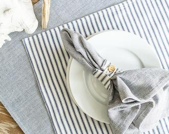 Cottage Style Cotton Napkins