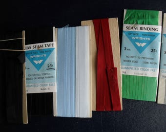 Seam Binding NIP Sewing Supplies NOS