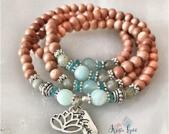 BELIEVE - Mala Beads