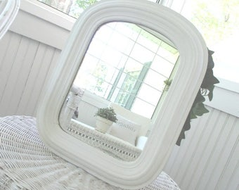 Vintage Mirror * Old Farmhouse * Shabby Chic * Cottage