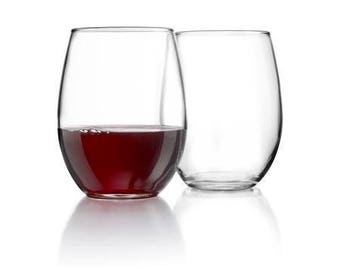 13 Ounce Stemless Wine Glass