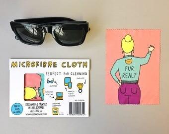 Microfibre Cloth - Fur Real