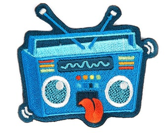 Rock Out Velcro Patch