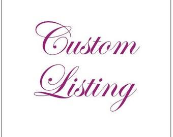 Custom listing for Maryne Bélanger