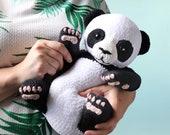 Lulu The Panda - Cuddly Amigurumi Pattern