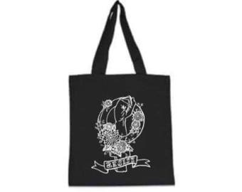 RESIST Tote bag - Feminist - Smash the Patriarchy in Style