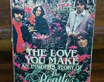 The Love You Make An Insiders Story Of The Beatles Vintage Paperback Book