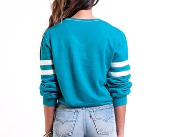 40% OFF The Turquoise Jersey Top