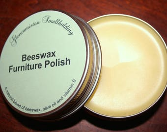 Furniture Polish with natural beeswax