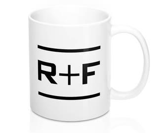 R+F Mug In 11oz And 15oz