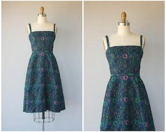 Vintage 1950s Dress   1950s Pat Premo Dress   50s Party Dress   1960s Party Dress   60s Dress   1950s Party Dress - (x-small)