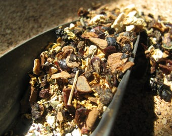 Organic Eldernacea (herbal tea/tisane)