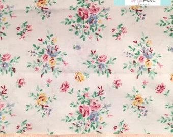 Pretty Floral Pillowcase