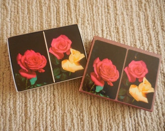 Two Decks of Rose Cards