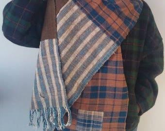 SKUIDHB40: Boro scarf no.40