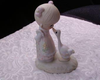 "Precious Moments ""Make a Joyful Noise"", 1978 Collectible Figurine"