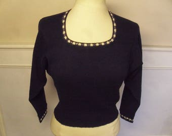 Vintage 1940's/1950's  Catalina Sweater