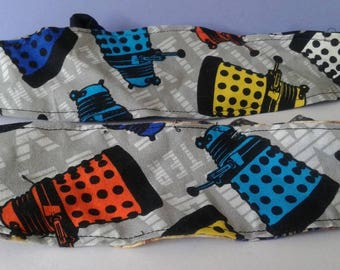 reversible dr who and dalek headband