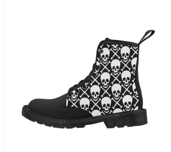 jolly Roger boots Ladies