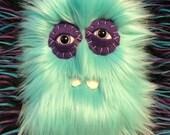 Monster Passport Holder
