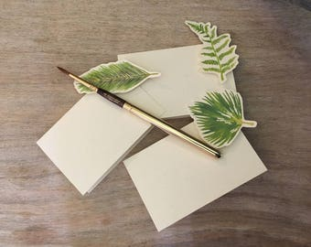 Mixed Greenery - tropical greenery - Wedding Place Card - Gift Card - Table Number Card - Menu Card -weddings events
