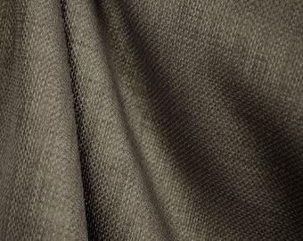 Colonial Cinder Grey Drapery Fabric
