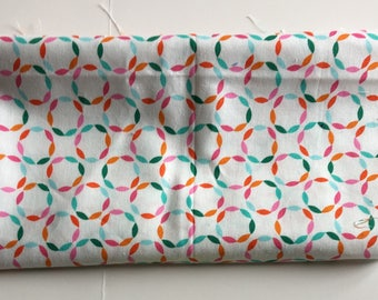 "Star Circle Fabric 16"" x 20"""