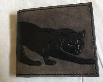 Black Cat Wallet