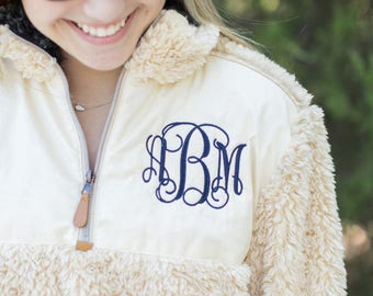 Girls Monogram Sherpa, kids monogram Sherpa, kids sherpa, girls monogrammed sherpa, childrens sherpa, girls sherpa, girl's sherpa, sherpa