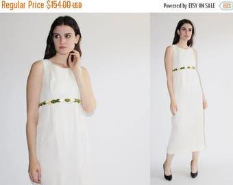 On SALE 40% Off - D - 60s Wedding Dress - Goddess Wedding Dress  - The Persephone Dress - 8031