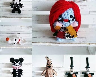 Crochet Amigurumi Pattern Bundle