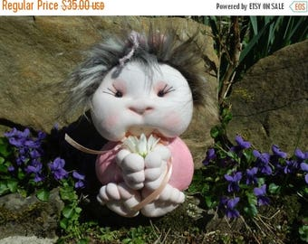Great Sale Soft Sculpture Doll Handmade