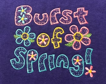 Burst of Spring Shirt