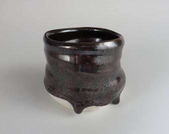 Oil Spot Tea Bowl (427)
