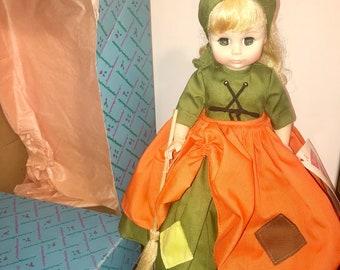 vintage Madame Alexander doll large Poor Cinderella 1540