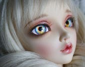 BJD eyes Doll eyes Hand made available in 12141618202224mm Krystal Koi made to order