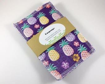 Reusable Sponges Unsponges Pineapples