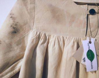 Organic Cotton girl's dress