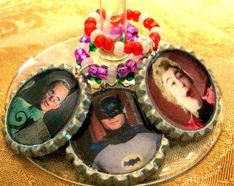 Batman - Drink Charms Set of 6