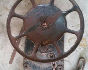 Railroad Car Brake