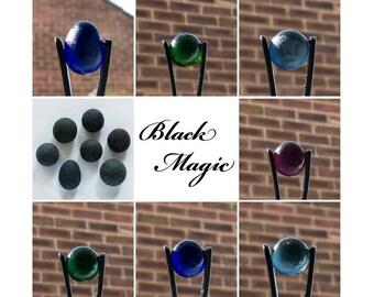 English Sea Glass - Black Magic - Lot DC1114